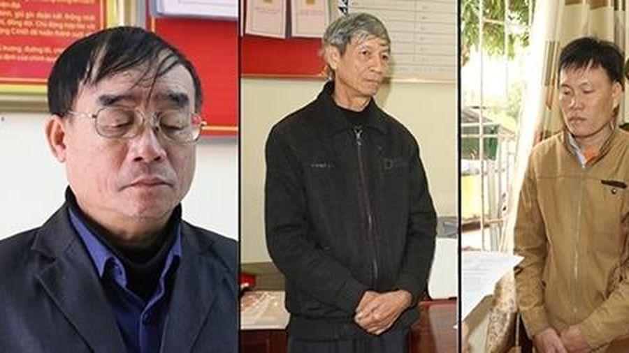 Hai chủ tịch xã khai khống hồ sơ để rút tiền Nhà nước