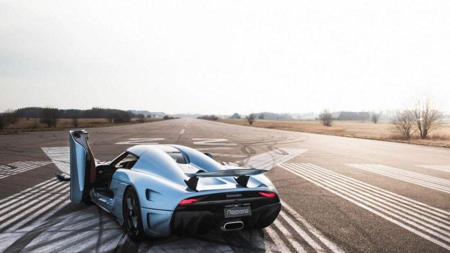 Koenigsegg sử dụng bài thử đặc biệt cho Regera trước khi giao xe