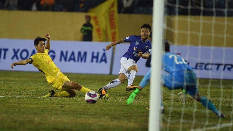 'Vận đen' kỳ lạ đeo bám Hà Nội FC suốt 3 mùa giải V-League