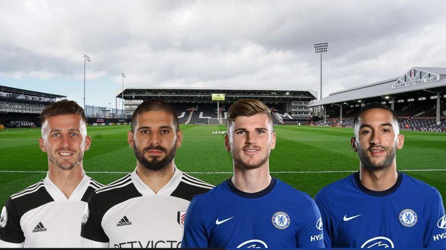 Dự đoán tỷ số, đội hình xuất phát trận Fulham - Chelsea