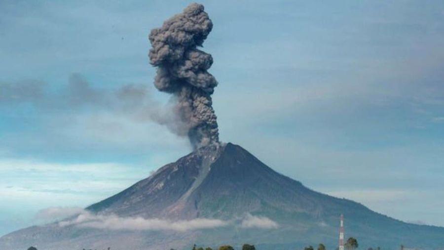 Sau động đất, người dân Indonesia lo núi lửa hoạt động trở lại