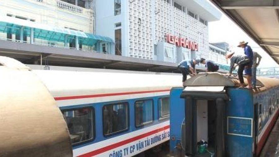 Trình Đề án cơ cấu lại Tổng công ty Đường sắt Việt Nam trong quý I/2021