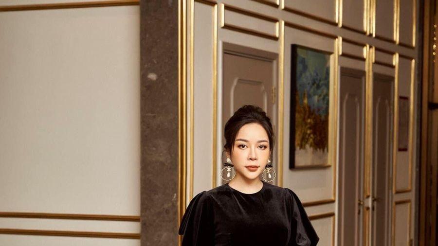 Ngắm nhìn bộ ảnh năm mới tết Tân Sửu của doanh nhân Hồ Thảo My