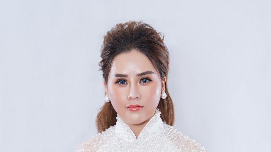 Hoa hậu Hoàng Thị Thảo Nguyên: Tết doanh nhân là chương trình rất ý nghĩa