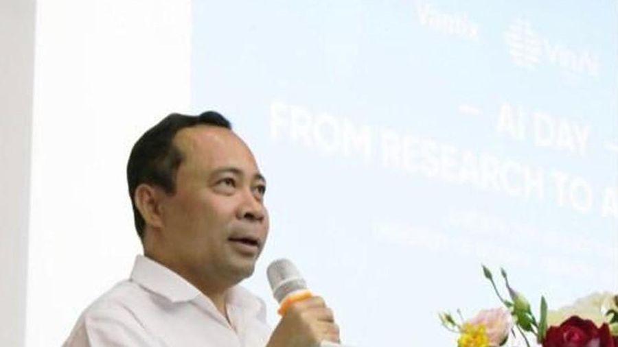 Tân Giám đốc Đại học Quốc gia TP.HCM là ai?