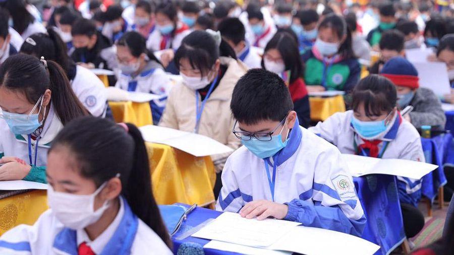 Học sinh Hà Nội đoạt giải Đệ nhất Trạng nguyên tuổi 13