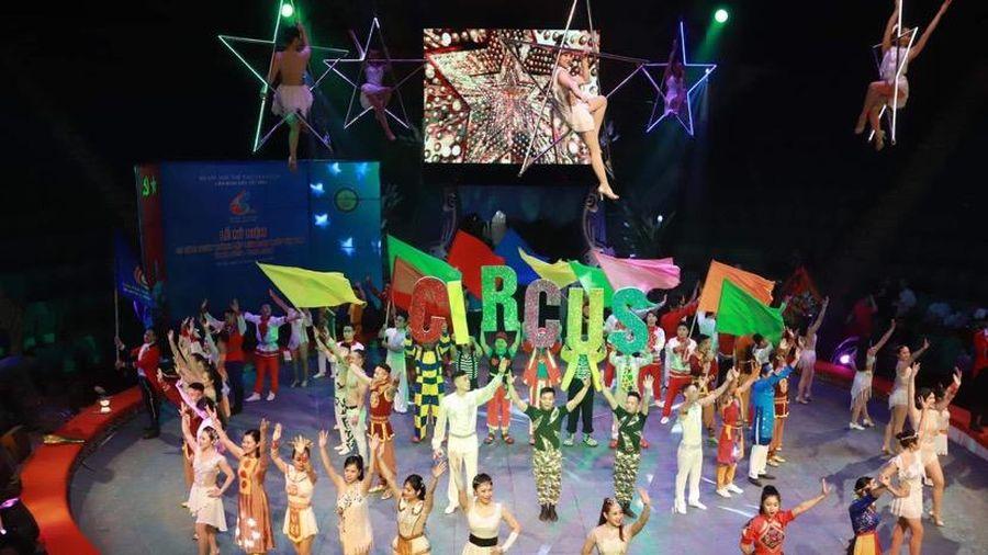 Ngày hội tự hào của những ngôi sao xiếc Việt