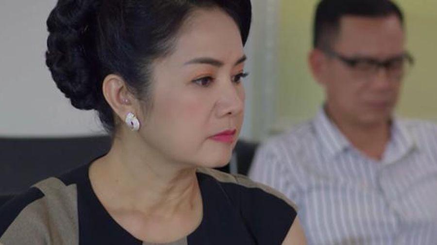 NSND Thu Hà: 'Tôi chấp nhận làm xấu mình để đẹp vai Bạch Cúc'