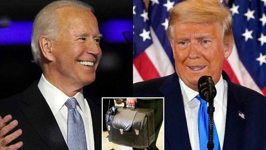 Tổng thống Trump sẽ mang vali hạt nhân rời Washington DC: Đó là gì và làm sao ông Joe Biden nhận được nó?