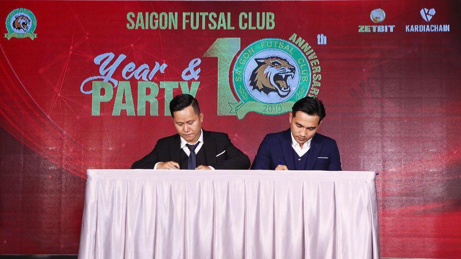 Có 'sữa ngoại', Sài Gòn FC đặt mục tiêu top 3