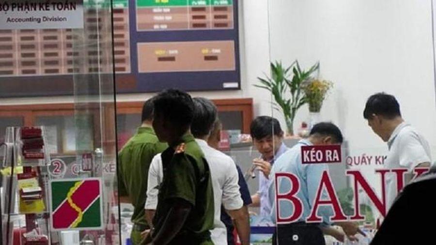 Đề nghị truy tố 'cò' đất cướp ngân hàng ở Đồng Nai