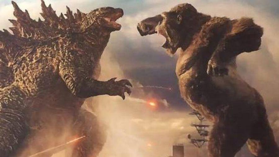 'Godzilla vs Kong' được chiếu sớm