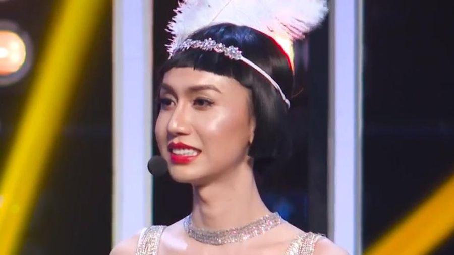 Lynk Lee gây cười khi hóa thân thành Văn Mai Hương