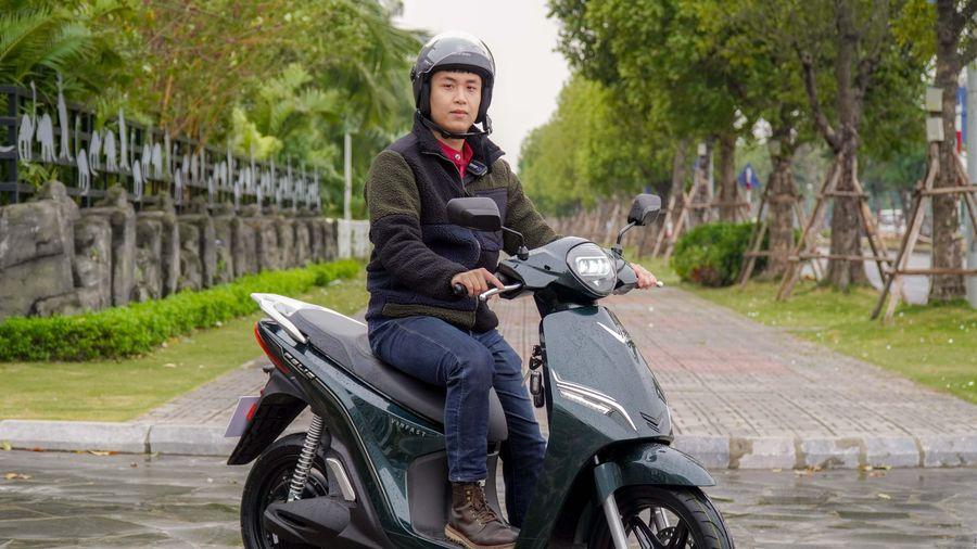 Đánh giá nhanh xe máy điện phổ thông VinFast Feliz