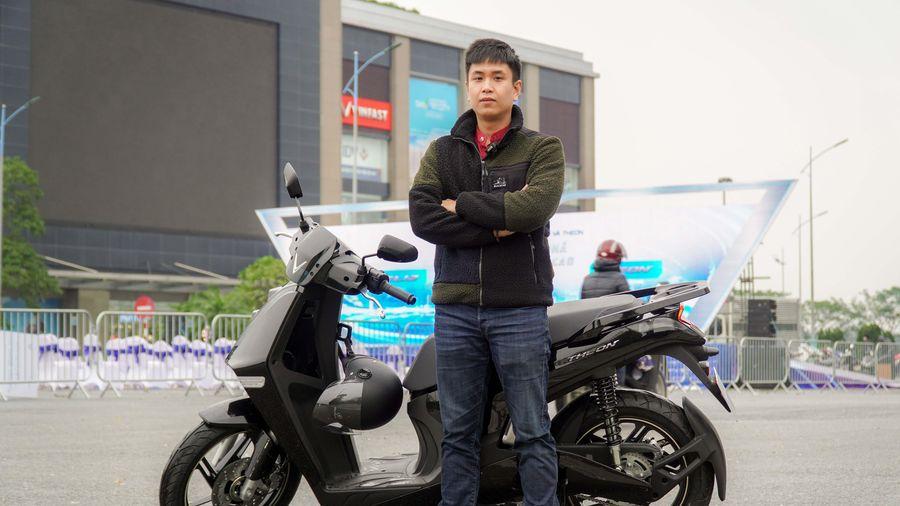 Đánh giá nhanh VinFast Theon - ABS và khả năng tăng tốc là điểm nhấn