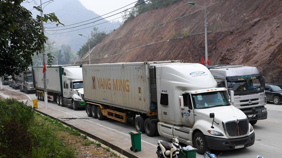 Việt Nam là đối tác thương mại lớn thứ 6 của Trung Quốc
