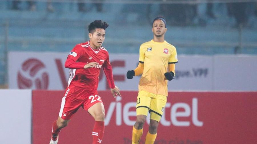 Vòng 1 V-League 2021: Thanh Hóa để thua B.Bình Dương, nhà ĐKVĐ Viettel gây thất vọng