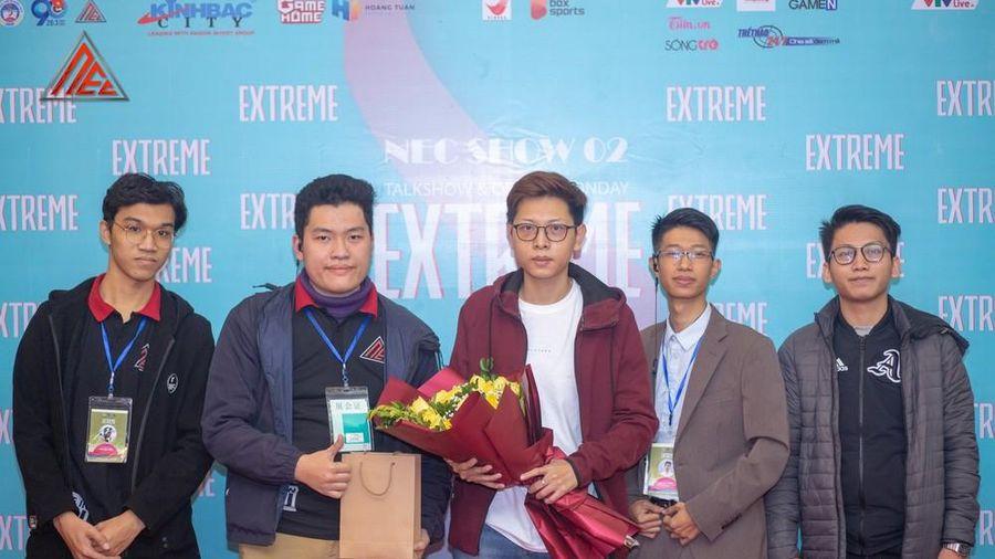 Loạt nhân vật nổi tiếng làng game tham gia talkshow về eSports tại ĐH Kinh tế Quốc dân