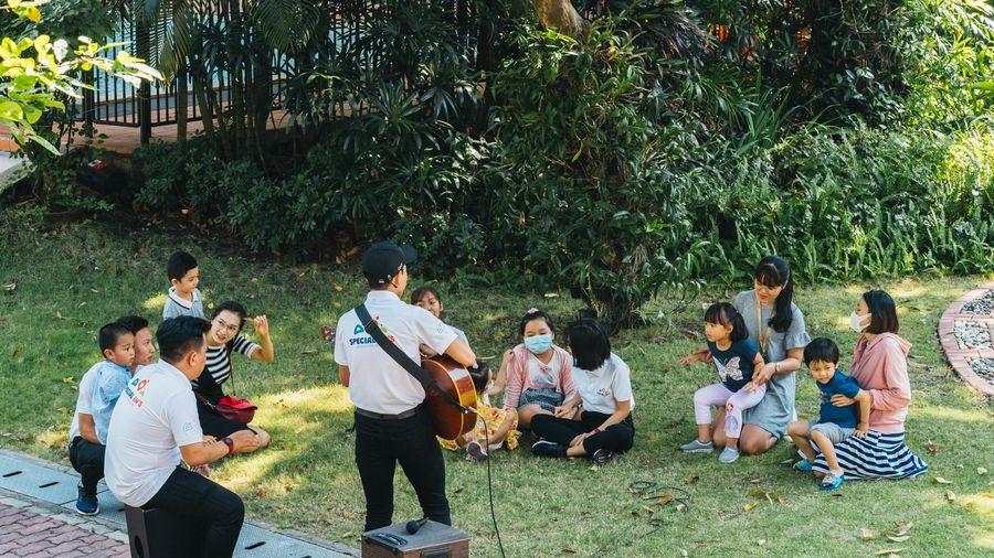 TPHCM: Thêm 1 trung tâm hỗ trợ trẻ khuyết tật đi vào hoạt động