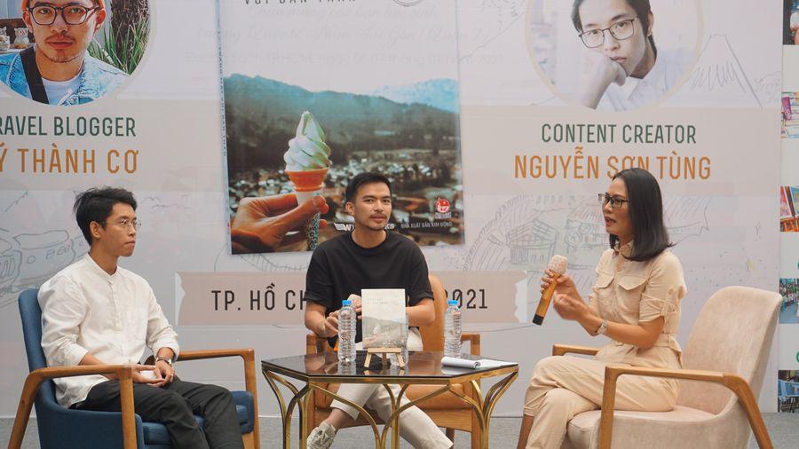 Travel Blogger Lý Thành Cơ ra mắt sách chia sẻ bí quyết du lịch một mình