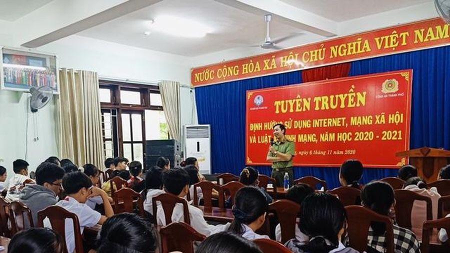 Đà Nẵng: Sẵn sàng đội ngũ dạy Luật An ninh mạng cho học sinh THPT