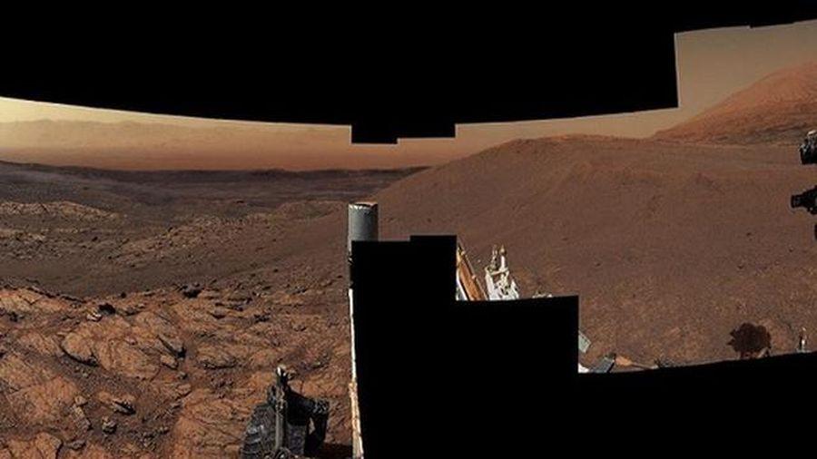 NASA đánh dấu robot 3.000 ngày trên sao Hỏa