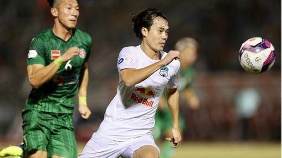 Thất bại trước Sài Gòn FC, HAGL khởi đầu thất vọng ở V.League 2021