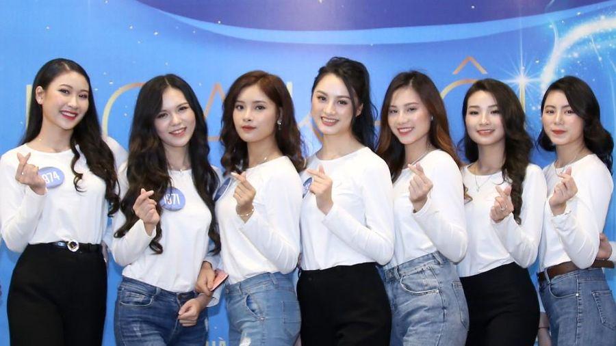 41 thí sinh khoe sắc đua tài chung kết Hoa khôi Sinh viên Việt Nam