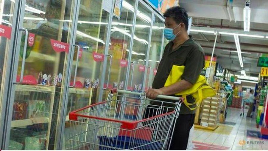Trung Quốc phát hiện virus corona trên kem