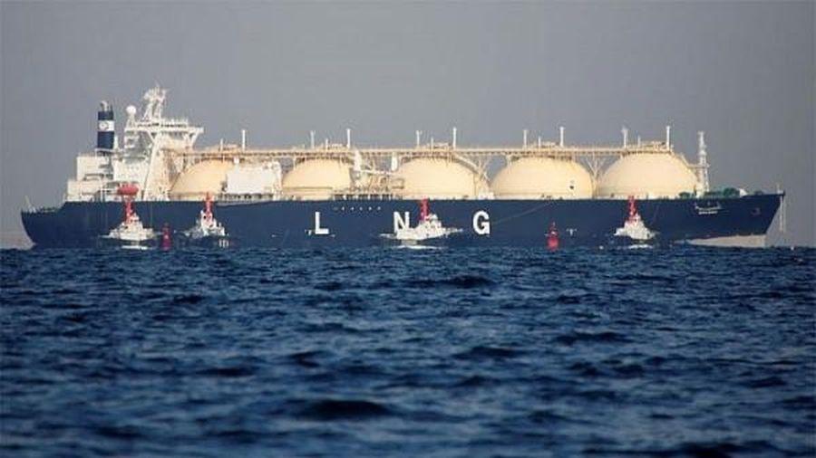 Giá LNG giao ngay tại châu Á tăng lên mức kỷ lục