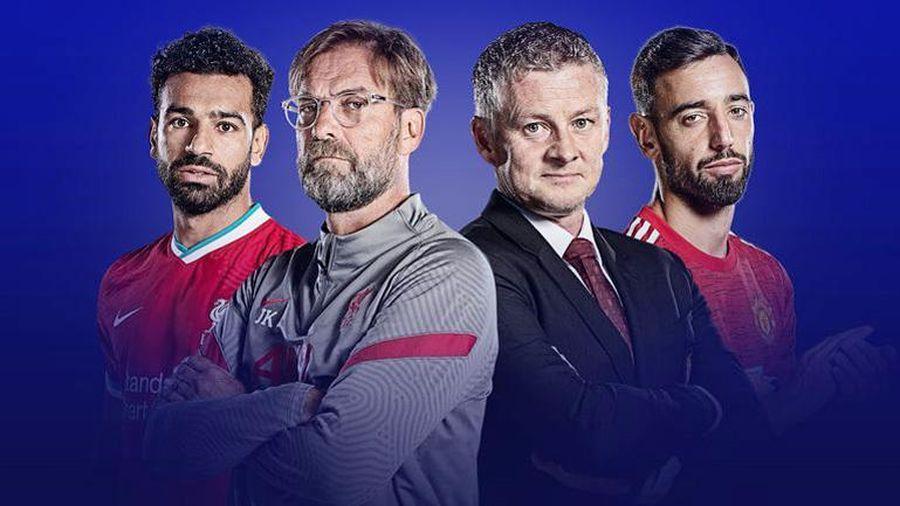 Trực tiếp Liverpool vs MU: Long hổ tranh hùng