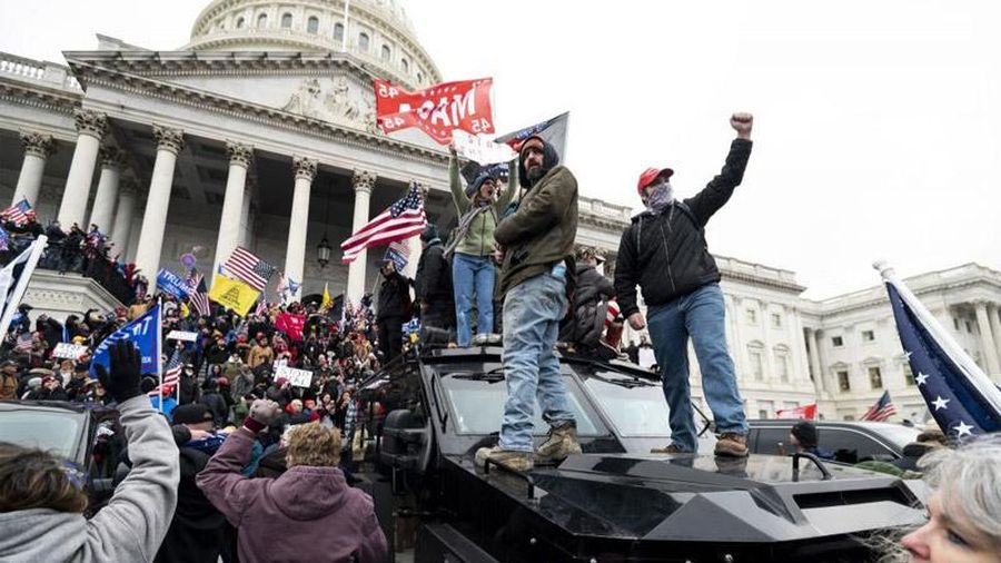 Hạ viện Mỹ điều tra thất bại tình báo trong vụ bạo loạn Đồi Capitol