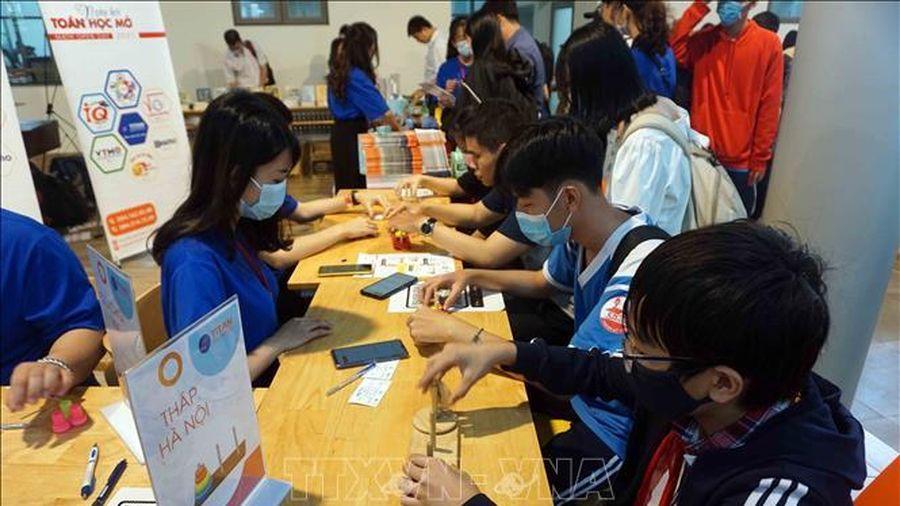 Ngày hội Toán học Mở tại Thành phố Hồ Chí Minh