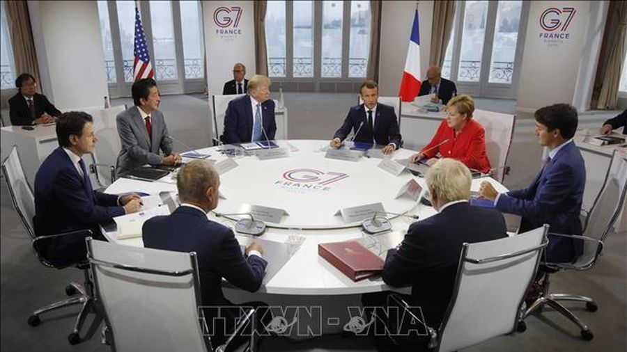 Anh thông báo thời điểm tổ chức hội nghị thượng đỉnh G7