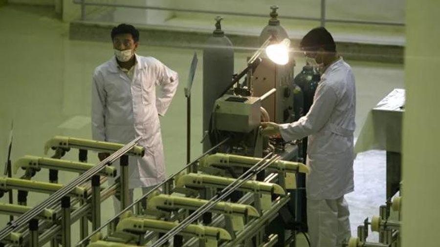 Quan chức chính quyền ông Biden tiếp xúc với Iran về thỏa thuận hạt nhân