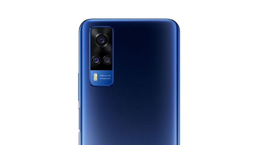 Ảnh chi tiết smartphone RAM 8 GB, pin 5.000 mAh, giá rẻ bất ngờ