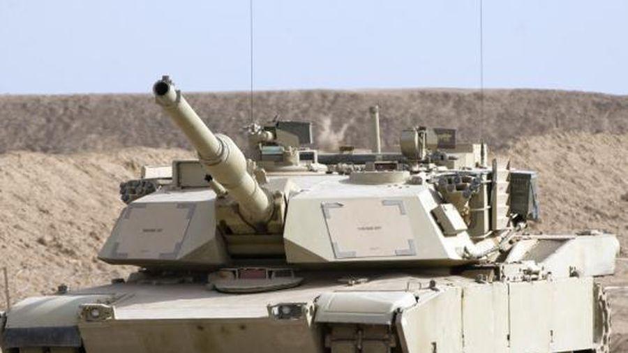 Binh sĩ Anh nói gì về xe tăng M1 Abrams Mỹ?