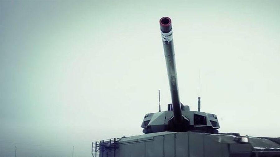 Trung Quốc công nhận lợi thế về vỏ giáp của xe tăng Nga