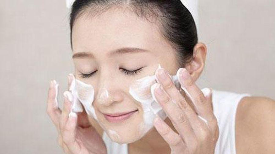 Nguyên tắc khi rửa mặt để có làn da đẹp