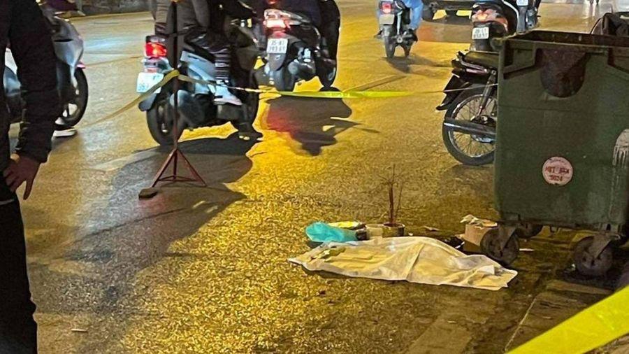 Xác minh vụ thai nhi cạnh thùng rác bị xe cán trên đường Lê Duẩn