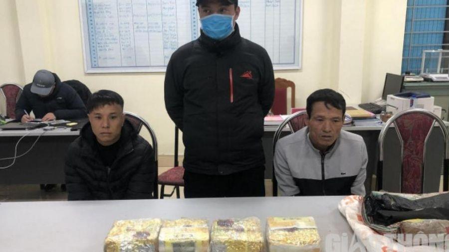 Công an Sơn La bắt 5 đối tượng, thu giữ gần 4kg ma túy đá