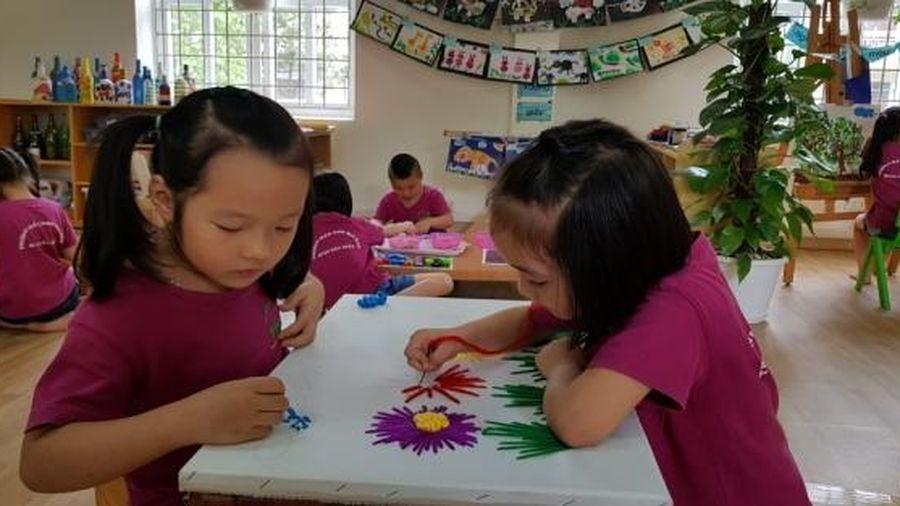 Nâng cao chất lượng phổ cập giáo dục cho trẻ 5 tuổi