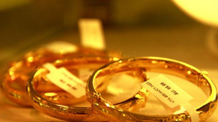 Giá vàng hôm nay 17/1: Vàng lao dốc vào cuối tuần