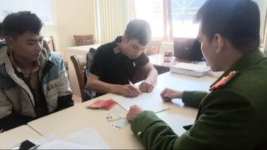 Bắt 3 đối tượng hoạt động cho vay nặng lãi ở Lâm Đồng
