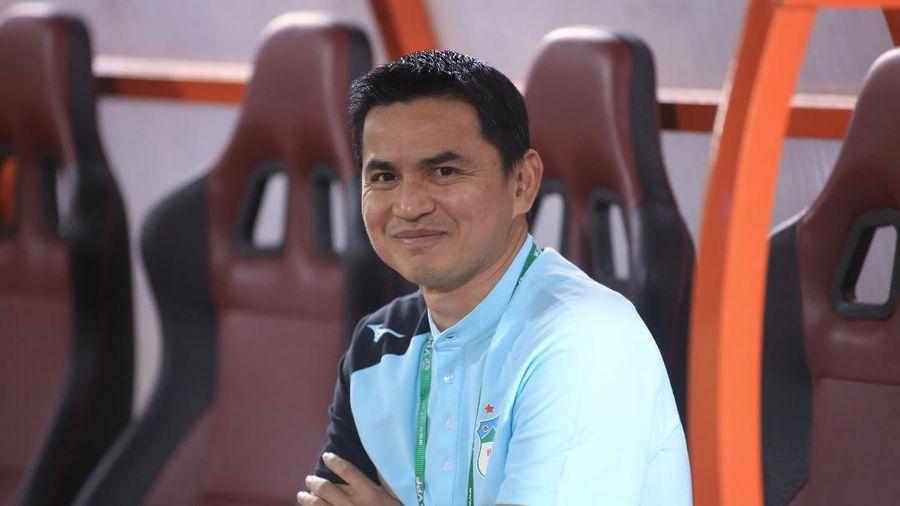 Nụ cười nhạt của Kiatisak trong ngày HAGL 'đen đủi' thua Sài Gòn FC