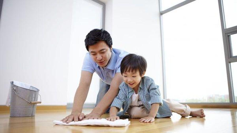 Biết 5 cách này việc dạy con sạch sẽ, ngăn nắp không còn quá khó