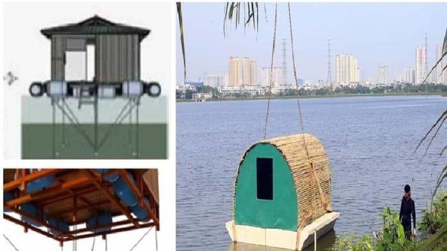 Những mẫu nhà đặc biệt giúp phòng, chống bão lũ