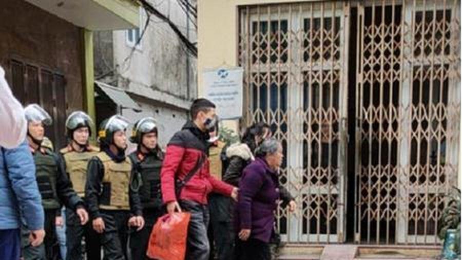 Bắt 'bà trùm' 75 tuổi cầm đầu đường dây buôn bán ma túy ở Thái Bình
