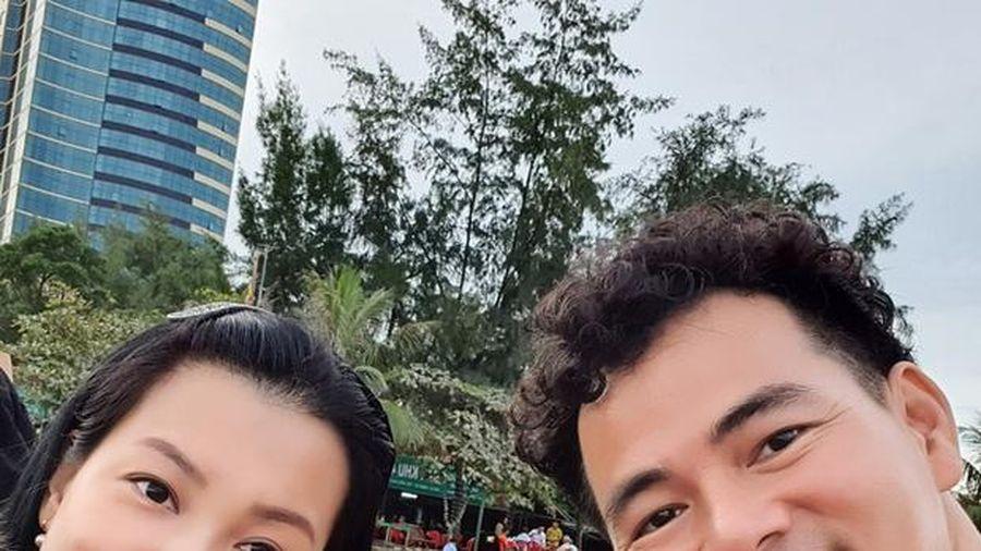 Bà xã Xuân Bắc thu nhập 100 triệu đồng/tháng, dạy con nghiêm khắc