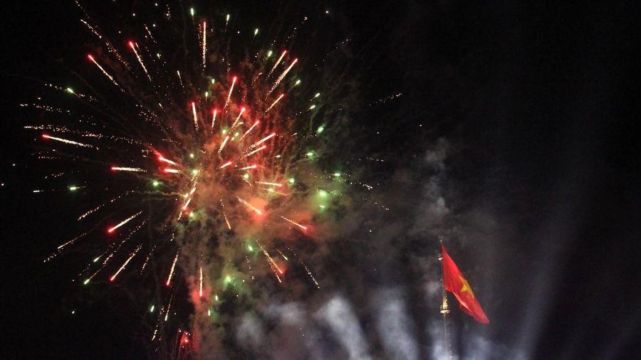 Thừa Thiên - Huế: Các điểm bắn pháo hoa tầm cao mừng Tết Nguyên đán Tân Sửu